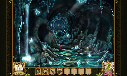 2-26 waterfall cave