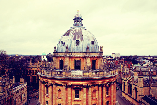 Radcliffe Camera photoshop