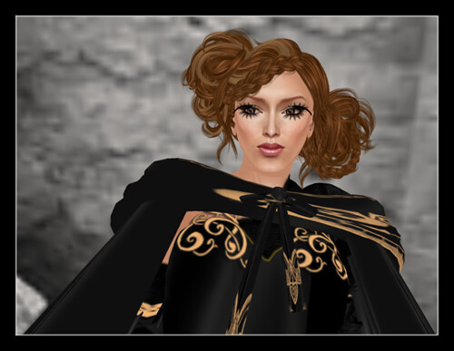 Relay For Life by Lemania Indigo Designs - The Baroness not charity Gown
