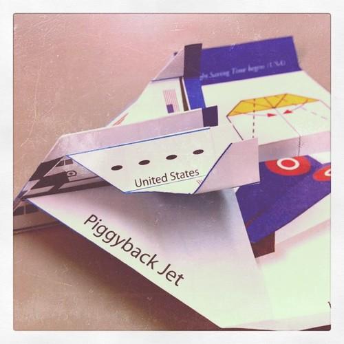 Piggyback Jet, 14.03.11