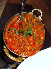 Sabzi Tarkari at Club India in Edinburgh
