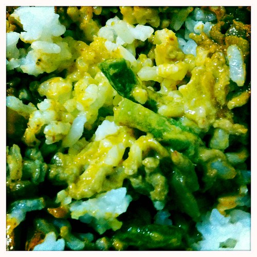 Snake Bean Thai Curry