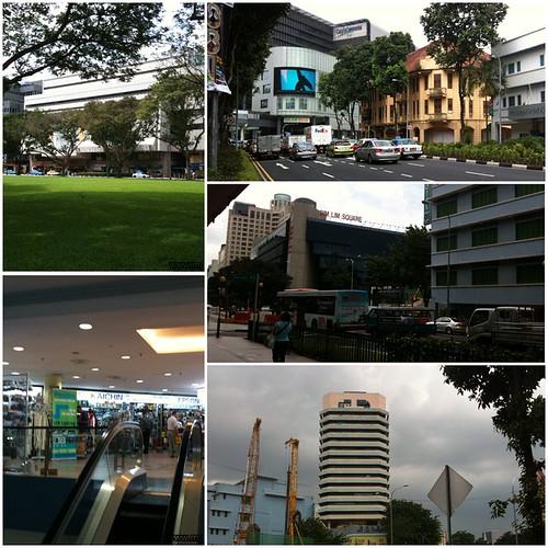 Downtown Singapre