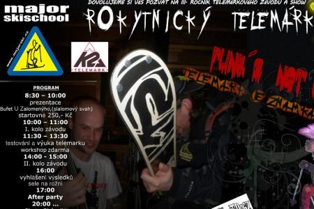 Český telemarkový pohár v Rokytnici nad Jizerou