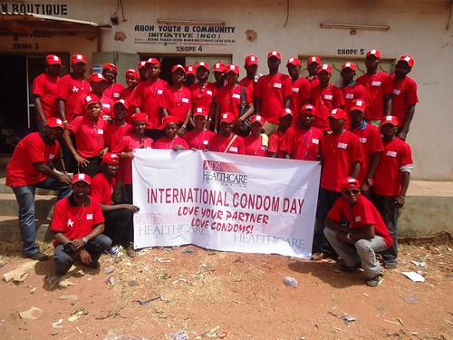 International Condom Day - Nigeria