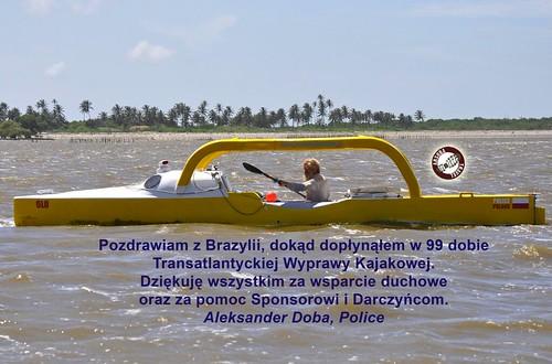 KEEN Ambassador Aleksander Doba