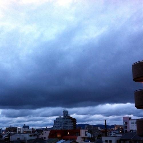 今日の写真 No.165 – 昨日Instagramへ投稿した写真(3枚)/iPhone4 + Photo fx
