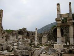 Ephesus (Sean Munson) Tags: turkey ruins asia roman türkiye unescoworldheritagesite worldheritagesite romanempire ephesus