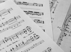 Beautiful sounds (carlstr) Tags: sound sheetmusic noter ljud fotosondag fotosndag fs110320