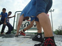 HIP-HOP 1988 (Assi-one) Tags: street art calle 1988 stereo pack hiphop rap tow ballare loko eminen sxtrem