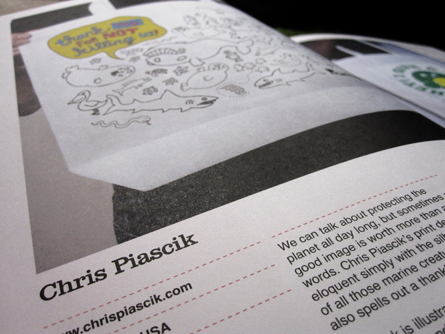 The Tote Bag book: Chris Piascik