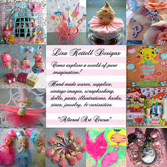 Lisa Kettell Designs!