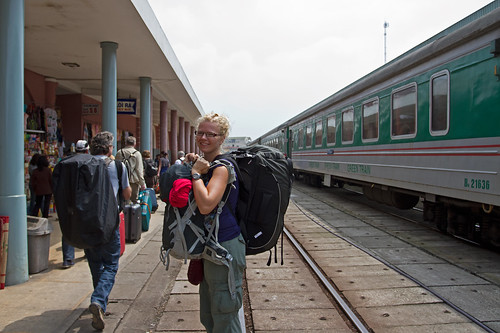 @Hué Train Station