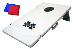 NCAA College Plastic Cornhole Game Sets