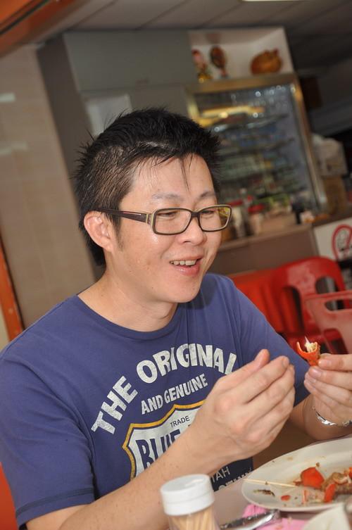 Wan Jia Restaurant Sunny Yaw