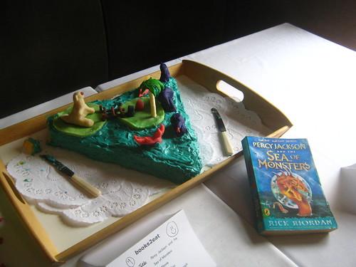 literary festival: books to eat