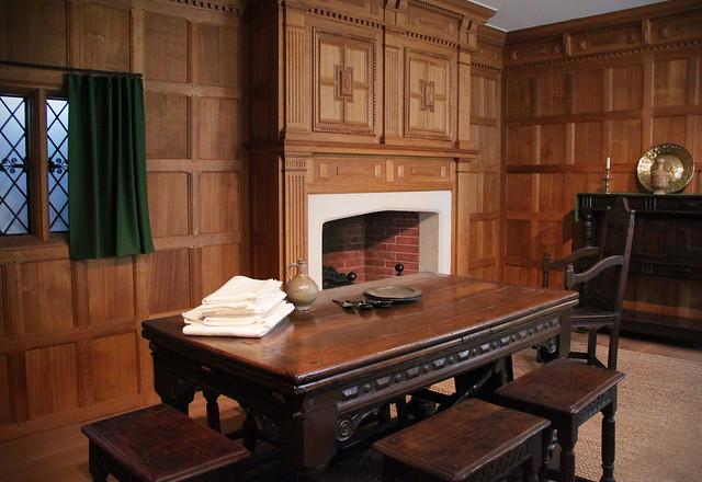 Hall, 1630