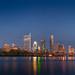 2011 Austin Skyline Reflection