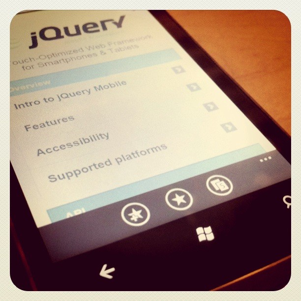 jQuery Mobile Alpha 4 Released | jQuery Mobile