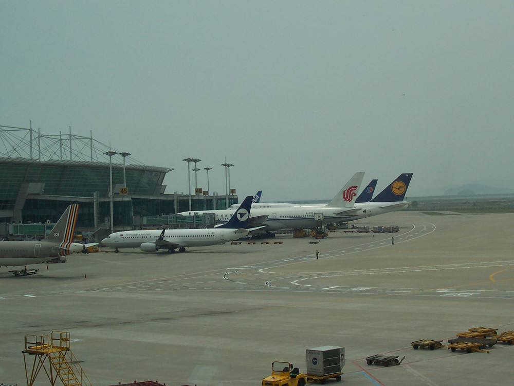 Star Alliance at Incheon