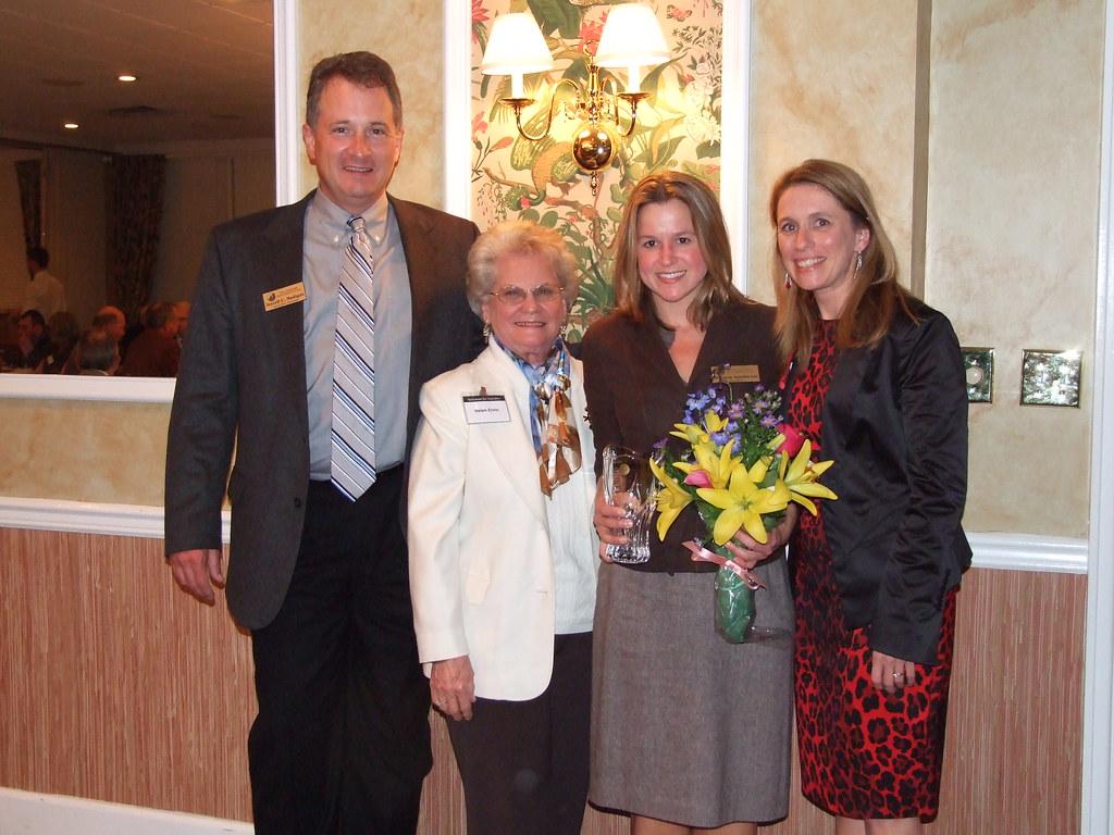 Thomas M. Ervin, Jr. Distinguished Young Lawyer Award