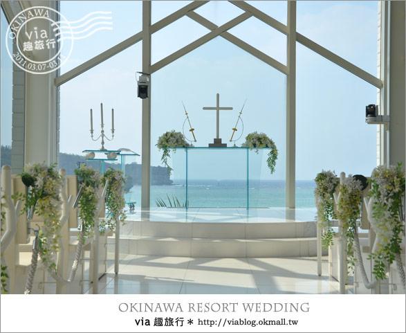 【沖繩教堂】沖繩美麗教堂之旅~Aquagrace、Aqualuce、Coralvita教堂27