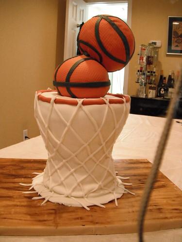 Final Four cake