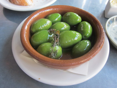 Delfina - San Francisco - March 2011 - Warm Ceringola Olives