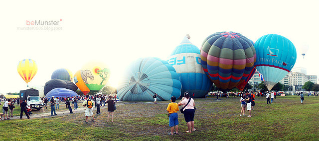 3rd Putrajaya International Hot Air Balloon Fiesta 2011