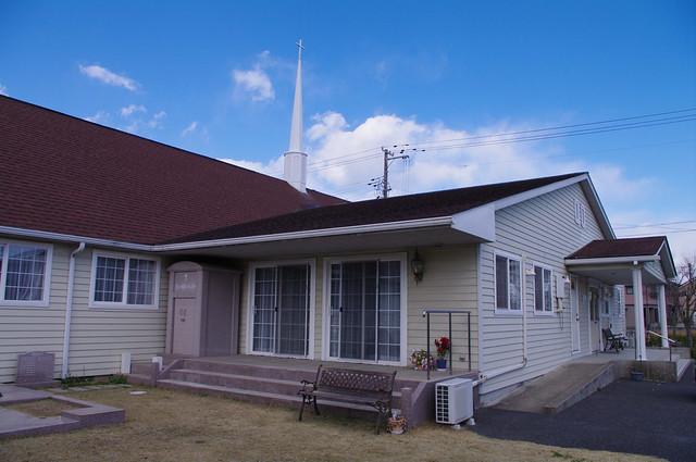 福島の諸教会と津波被害 いわきキリスト教会(泉グレイスチャペル)