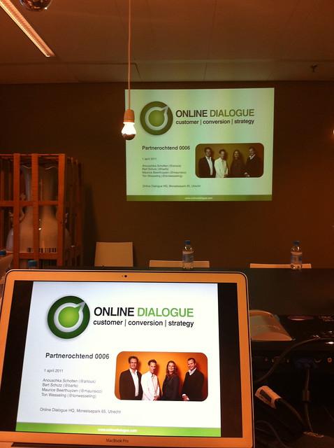 Online Dialogue partnerochtend by tonwesseling