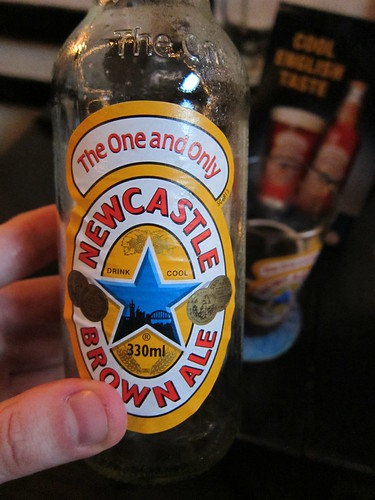 Newcastle Brown Ale - The One and Only