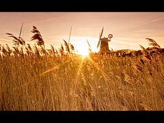 GOOD MORNING NORFOLK! (wilsonaxpe) Tags: windmill sunrise norfolk windmills cley northnorfolk cleywindmill