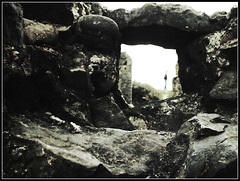 through the rock shaped window (tia_maria) Tags: framed tiamaria msh0411 msh041119 throughtherockshapedwindow