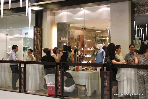 Bobbi Brown and Bonne Bouche Boutique