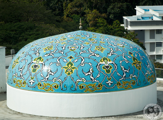 Roof Of The Islamic Art Museum