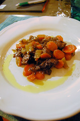 barbera wine braised seitan