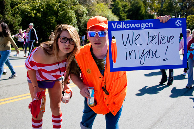 Bay To Breakers 2011: we believe in you!