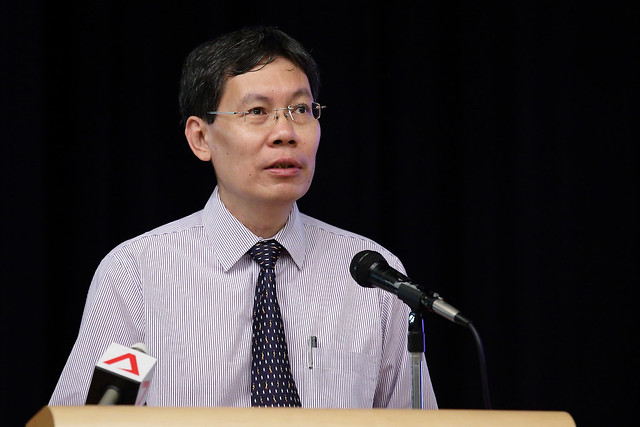 8 April 2014 - Address by Guest-of-Honour, Minister for Transport, Mr Lui Tuck Yew at the Singapore Bunkering Symposium.