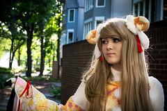Kotori-2 (YGKphoto) Tags: anime convention cosplay costume kotori lovelive metacon minneapolis minnesota downtown sheep videogames