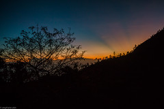 5 in the morning (steph3xx) Tags: hike hiking ijen indonesia java lake leverdesoleil montagne mountains soufre sulphur sunset volcan