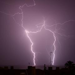 Lightning (Explore) (Salva Pags) Tags: lightning llamp llampec relampago tempesta storm clair tempte elmasnou ocata