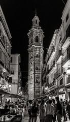 Valencia Nocturna (David Real2010) Tags: valencia city spain drealfotograf santacatalina