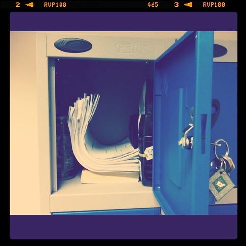 My Locker 实验室的小储物柜