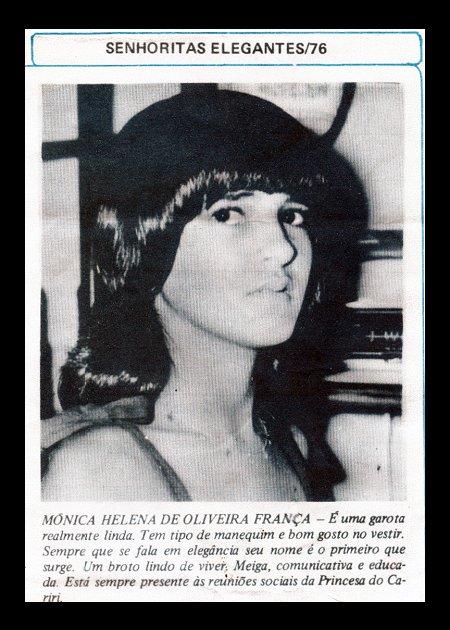 Monica Araripe 1976