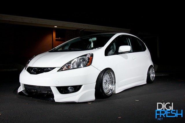 Stanced just right...