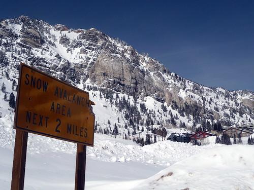 Snowbird ski resort, Salt Lake City, eastern Utah, United States of America