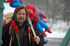 Spiderman Vendor