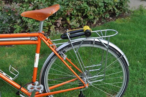 Lovely Bike, side shot