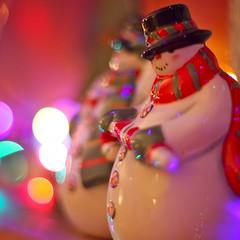 Christmas decorations 2009 - Snowman